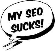 my seo sucks logo